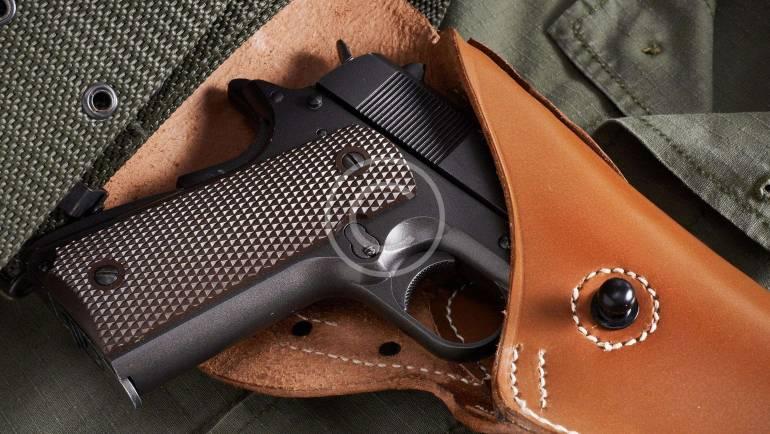 Basic Rifle Shooting Course